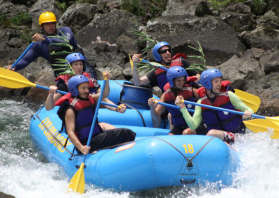 White River Rafting